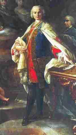 Aspecto físico del castrato Farinelli, uno de los más conocidos en toda Europa
