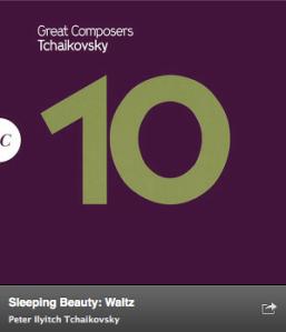 Haz click en la imagen para escuchar este vals de La Bella Durmiente