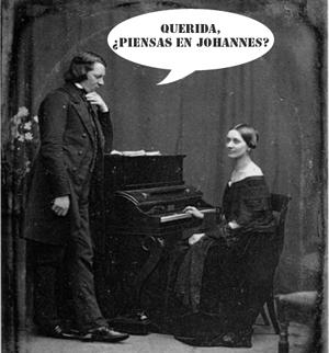 """Haz click en la imagen y escucharás """"Chiarina"""", una pieza que Schumann compuso para Clara Wieck (1'25"""")"""